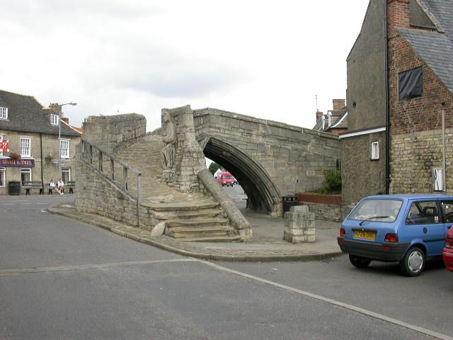 Trinity Bridge, Crowland