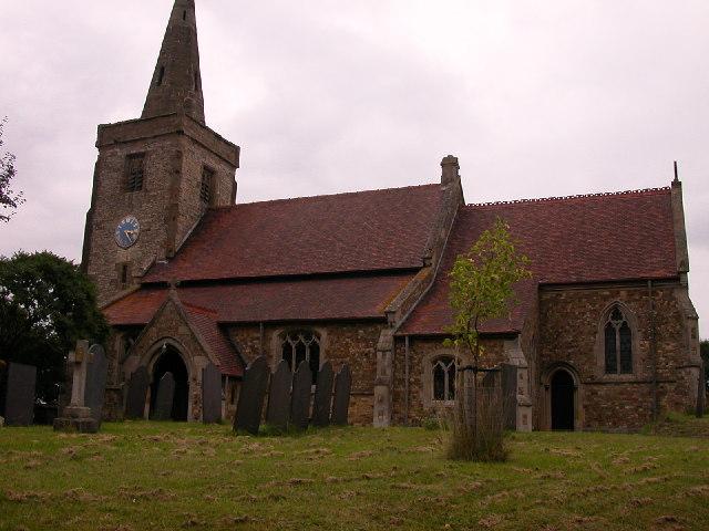 Churchover-Holy Trinity Church