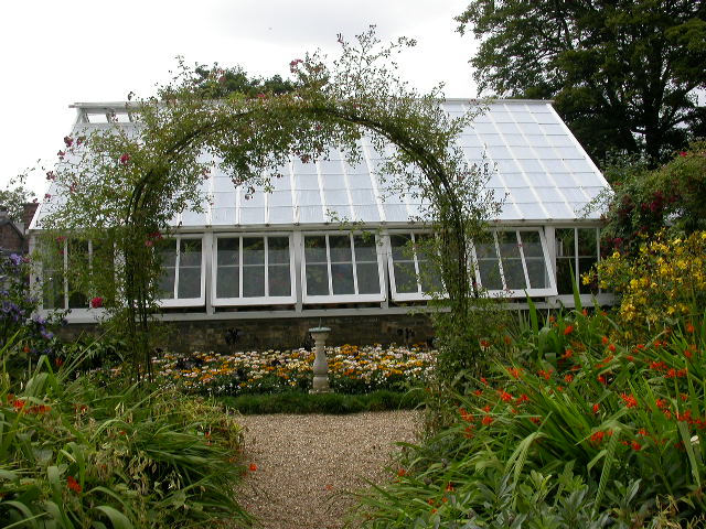 The Orangery, Peckover House