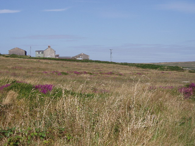 Dakota Farm on Bosullow common