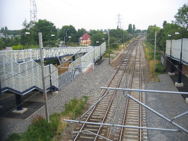 Site of Canley Level Crossing, Coventry