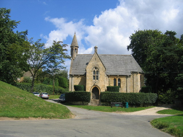 Church of St Michael and All Angels, Broad Campden