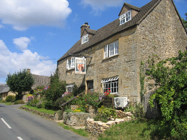 The Baker's Arms, Broad Campden