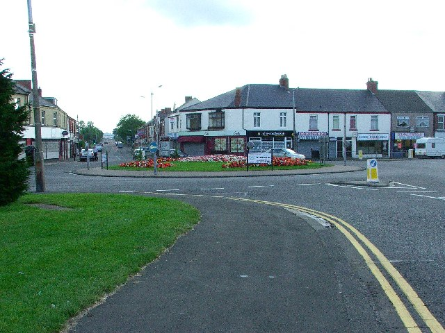 Roundabout at Seaton Delaval