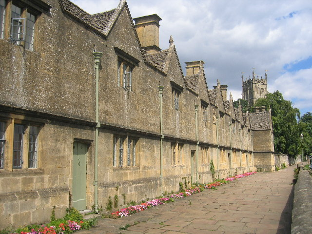 Alms Houses, Chipping Campden