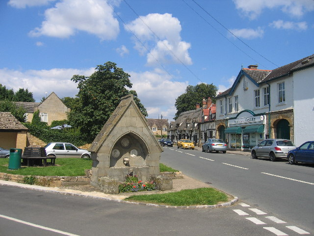Drinking fountain, Mickleton