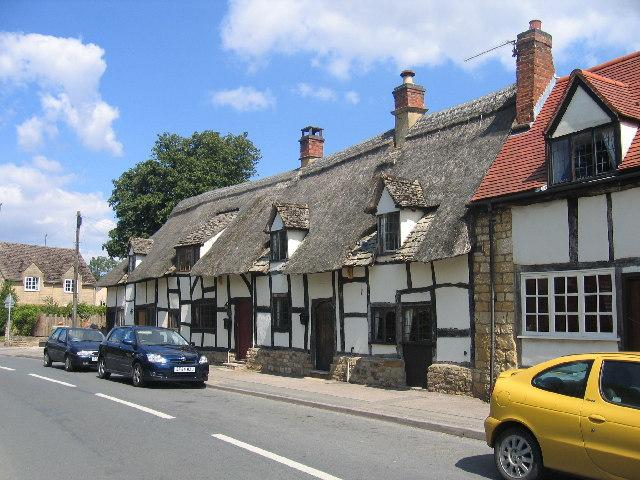 Thatched Cottages, Mickleton