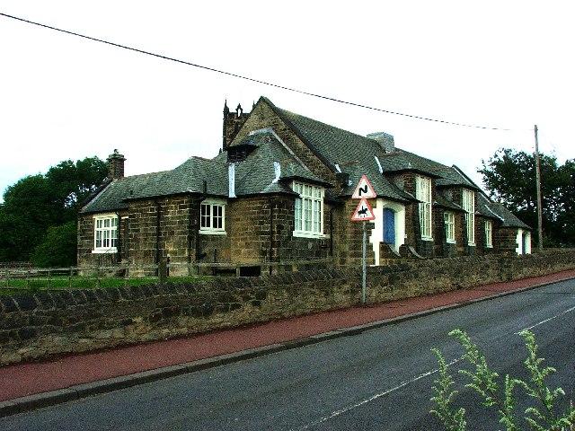 The Edward Eccles Church Hall