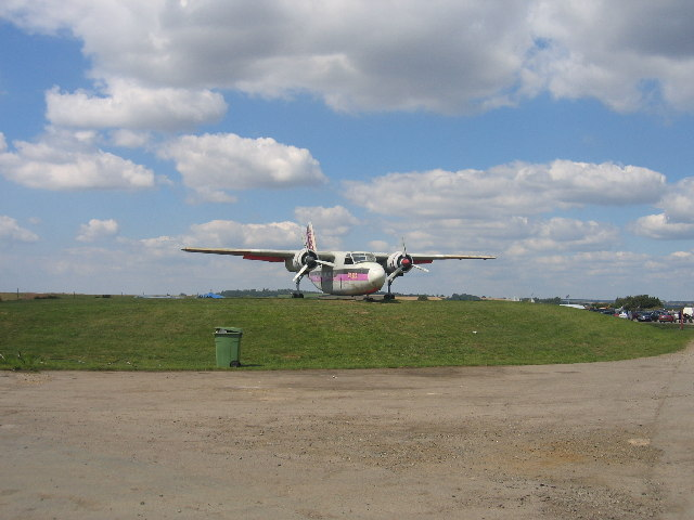 Long Marston Airfield