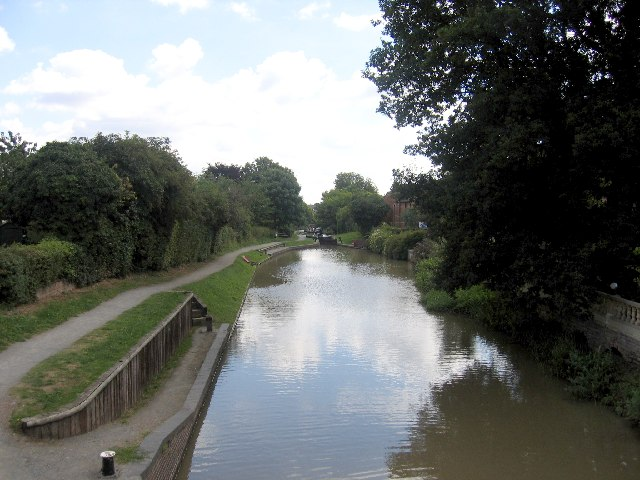 The Stratford upon Avon Canal