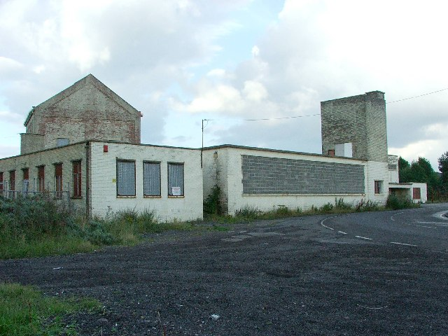 Derelict Colliery