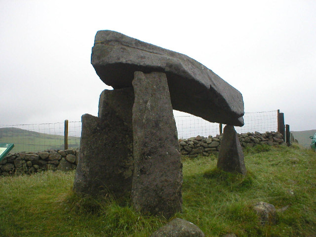 Legananny Dolmen, Co Down