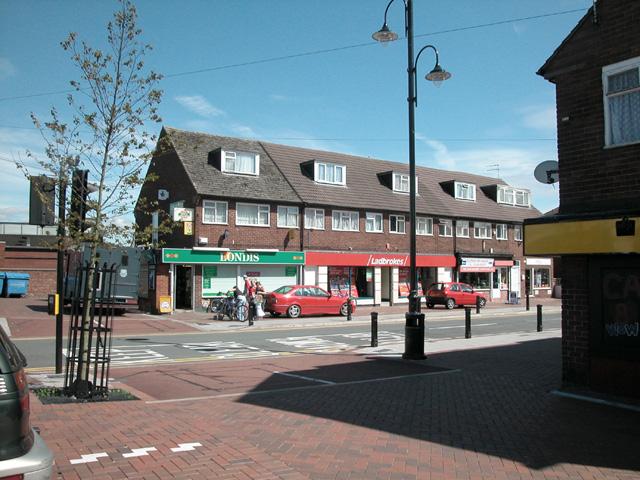 Saltney Shops