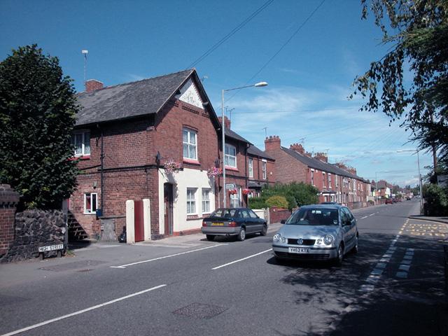 High Street Saltney