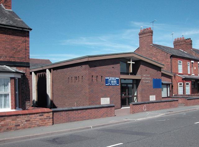 Methodist Church Saltney