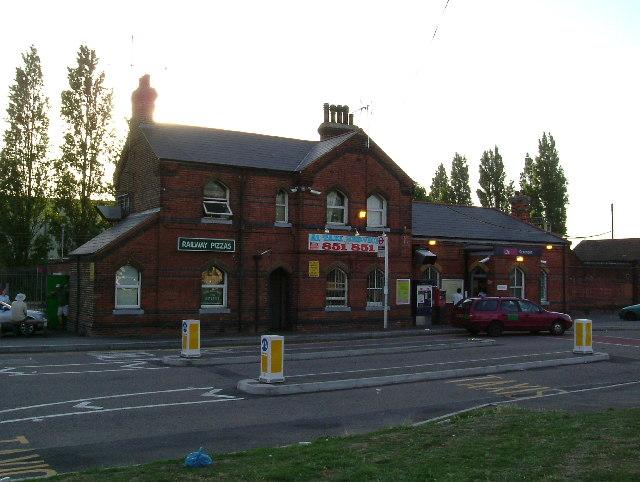 Ockendon Station