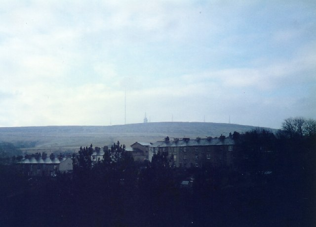 Winter Hill from Belmont