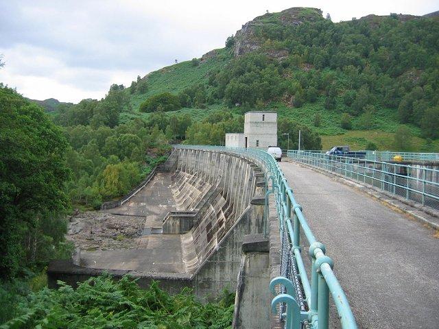 Luichart Dam