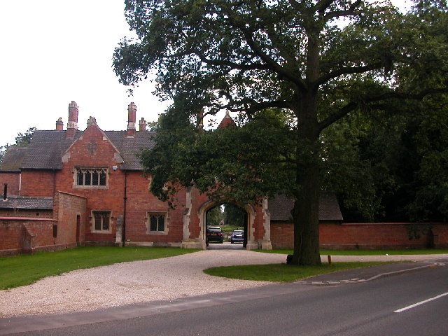 Bilton Grange-Gatehouse