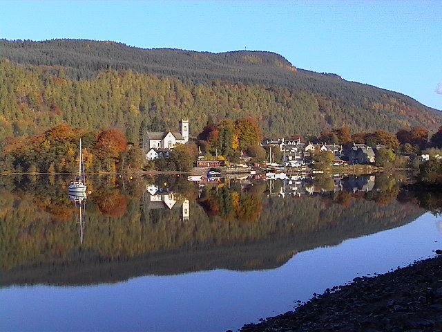 Kenmore and Loch Tay
