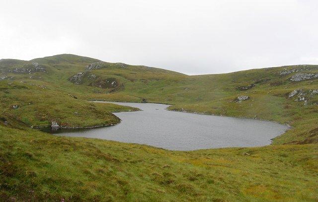 Loch a' Bhealach (southern)