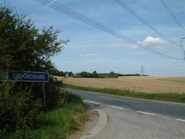 Farmland North of Streatley