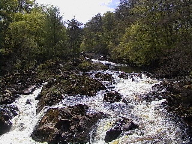 River Feugh from Feugh Bridge