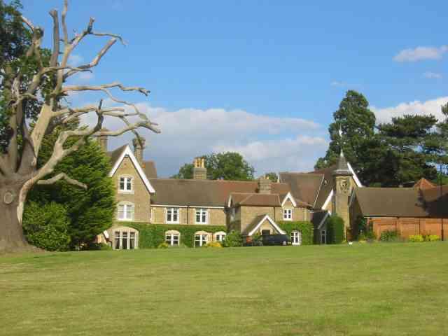 Culverwood House near Little Berkhamsted
