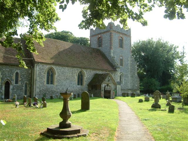Church, North Stoke