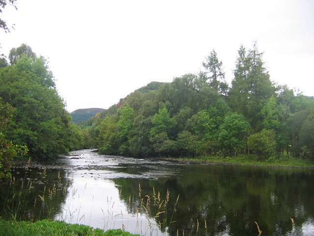 The Blackwater , Contin