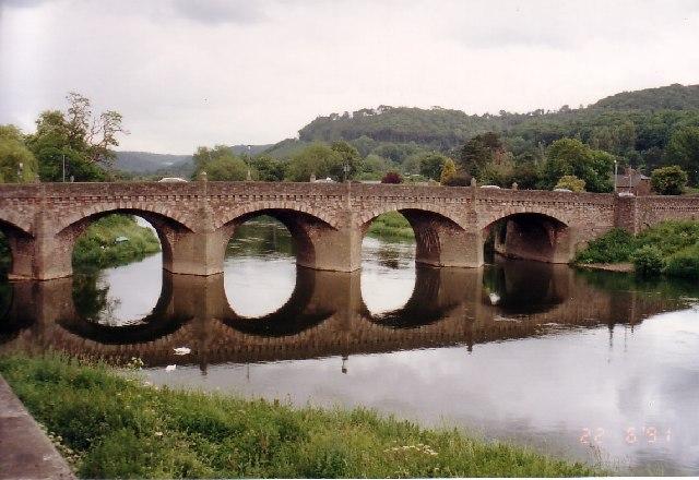 Wye Bridge, Monmouth