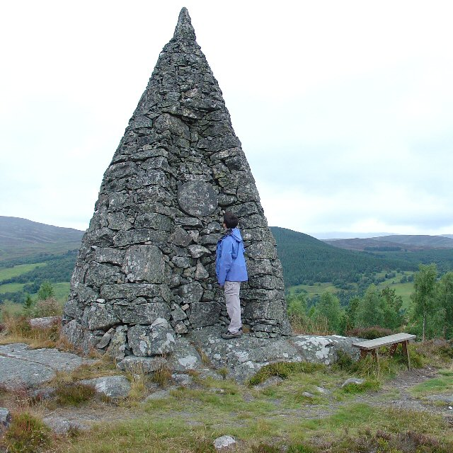 Purchase Cairn, Balmoral Estate