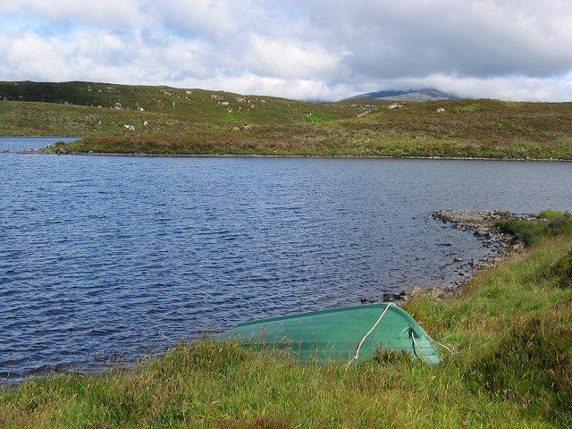 Loch Carn nam Badan