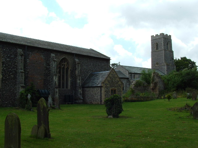 South Walsham Churches
