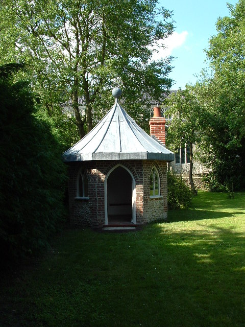 Ivy House Gazebo