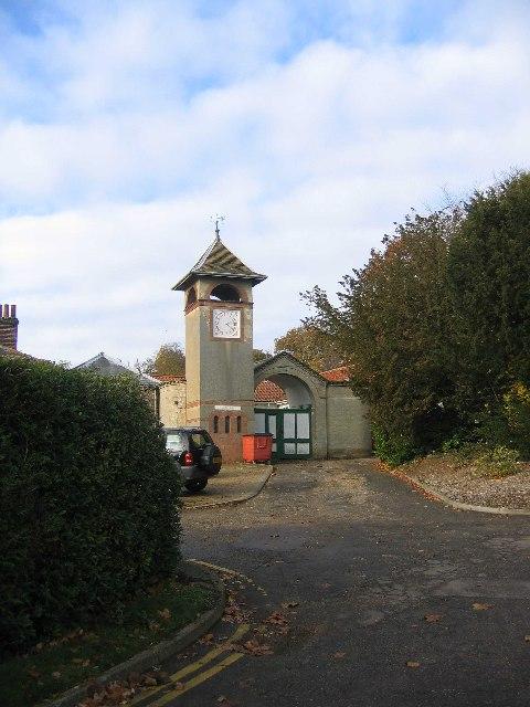 Clock Tower, Little Plumstead Hospital