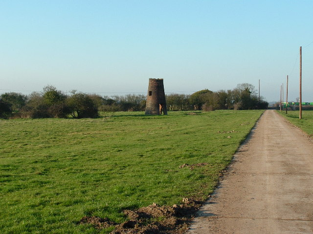 North Mill, Reedham Marshes