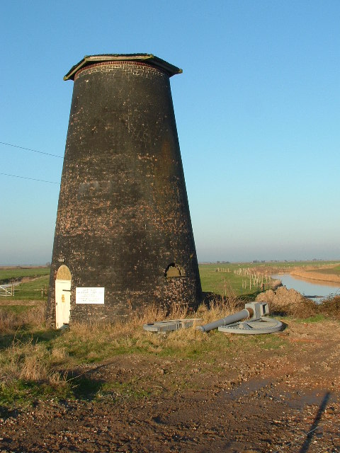 Cadge's Mill, Reedham Marshes