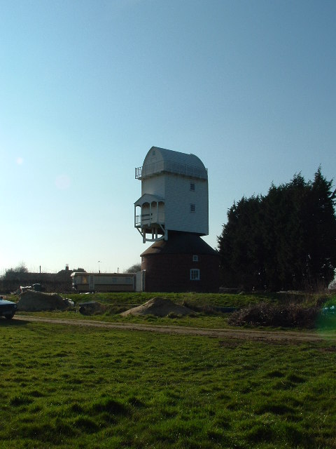 South Walsham Windmill