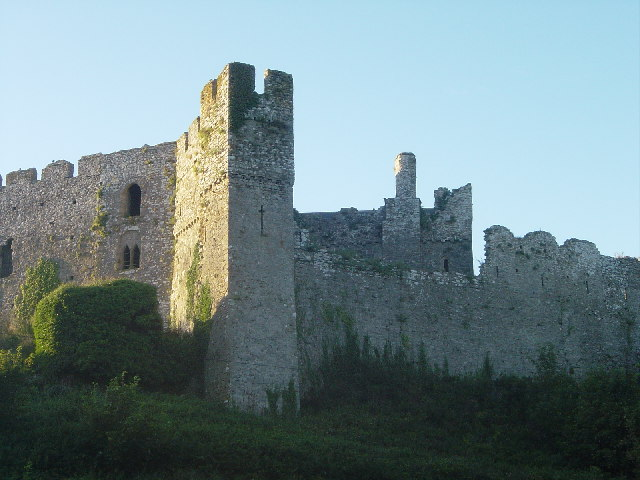 Manorbier Castle