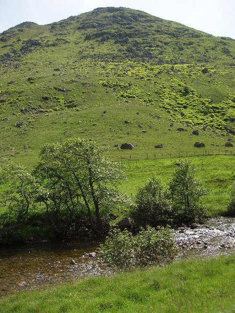 River Almond and Creag Chruinn
