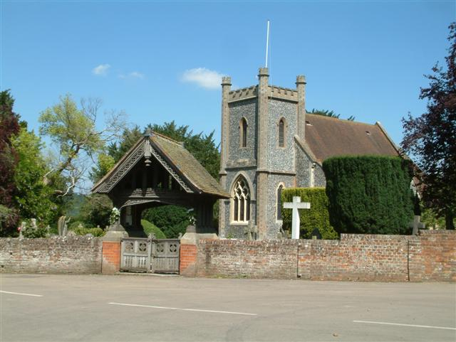Remenham Church