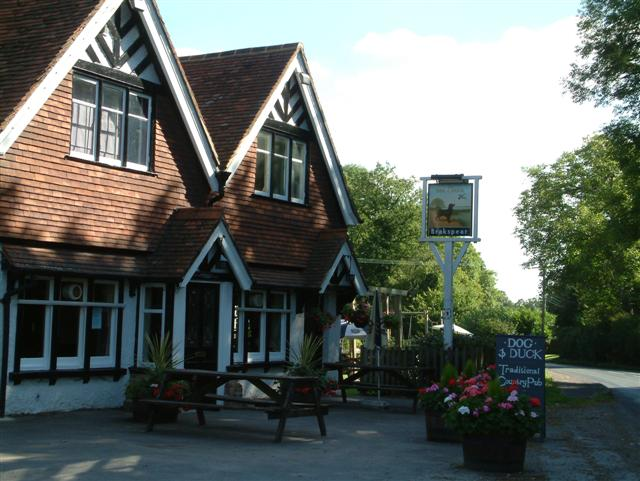 The Dog & Duck, Highmoor
