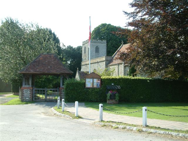 St. Peter & St. Paul's Church, Checkendon