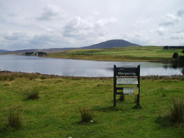Harperrig Reservoir