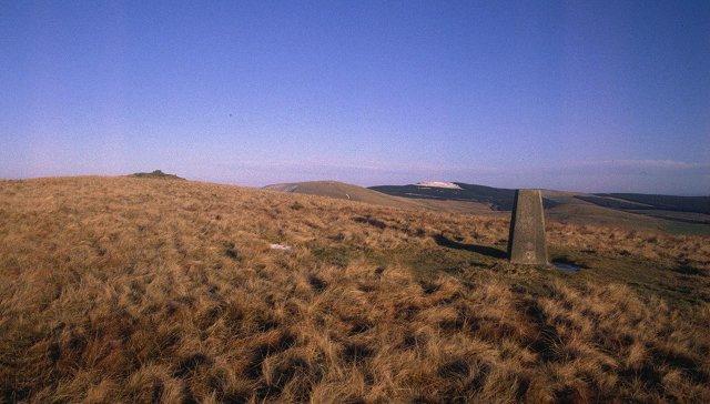 Summit of Thornton Hill