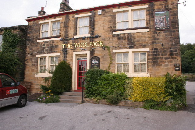 The Woolpack, Esholt