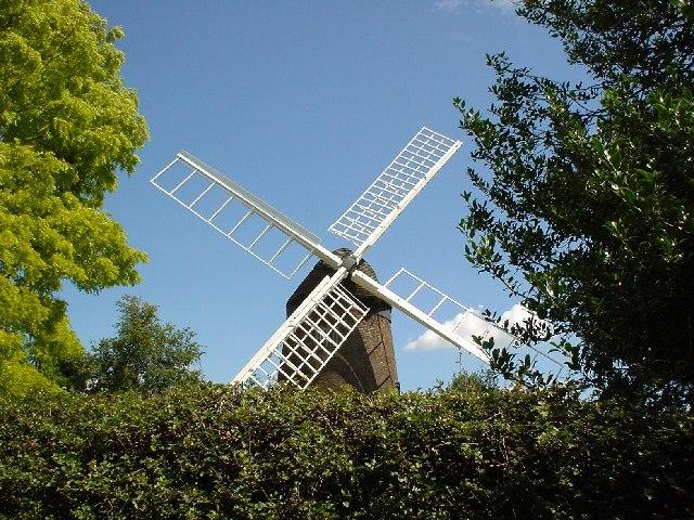 Berkswell Windmill, Balsall Common