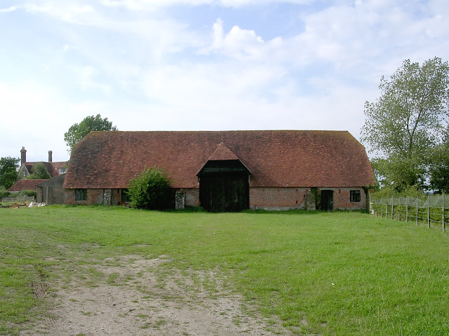 Beufre Barn at Beufre Farm, Beaulieu, New Forest