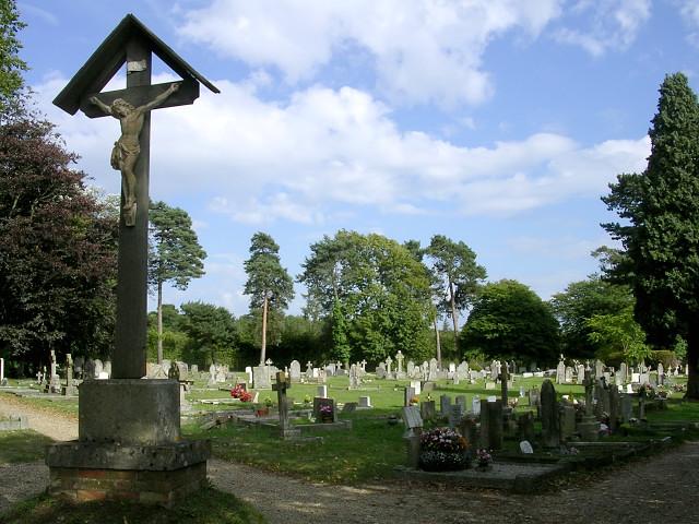Beaulieu Cemetery, New Forest
